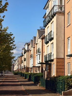 Leasehold Apartment Flats And Terraced Houses
