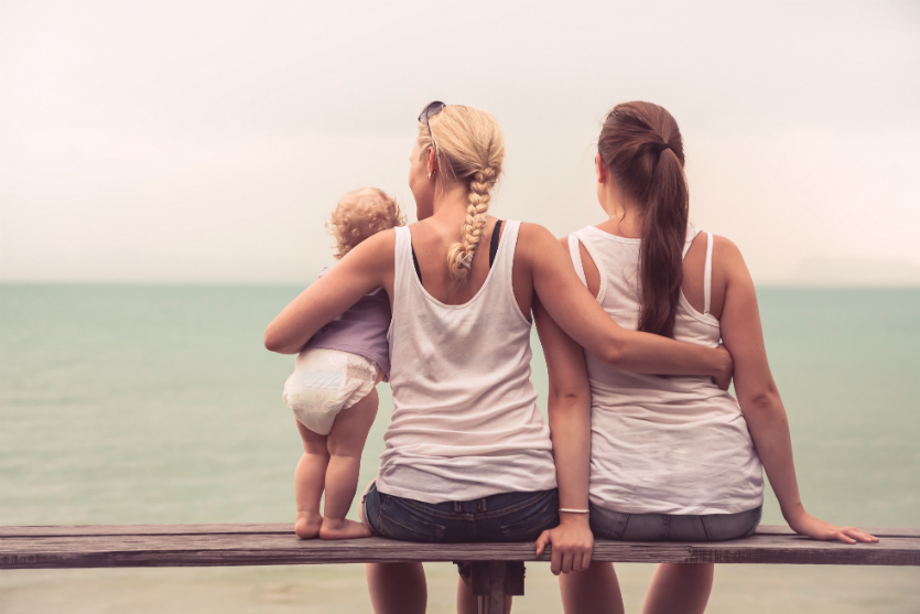 Parental Responsibility for Same Sex Couples