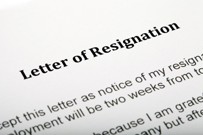 HR and Employment Law | Resignation letters | Solicitors in ...
