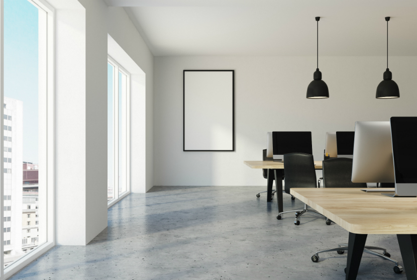 Leasing a business premises