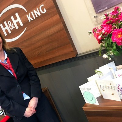 Meet the Estate Agent: Gemma Robinson, H&H King