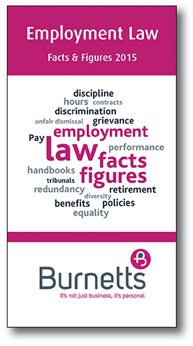 Employment Law Facts and Figures 2015