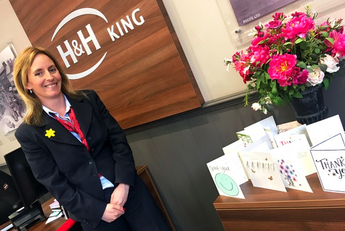 Meet the Estate Agent: Gemma Robinson, H&H King