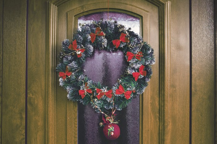 All I want for Christmas is…my own front door