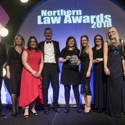 The best photos from the Northern Law Awards 2018