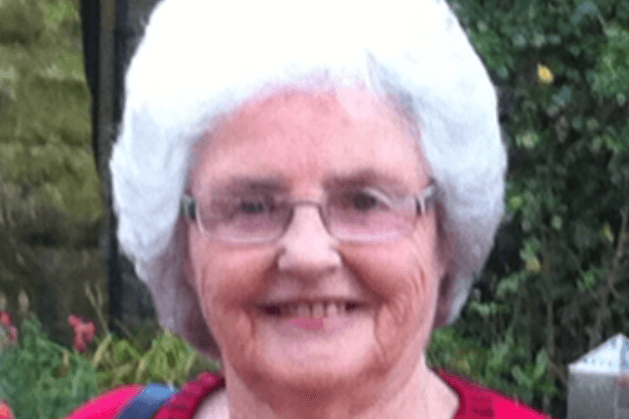 Inquest of Mrs Dorothy Ross