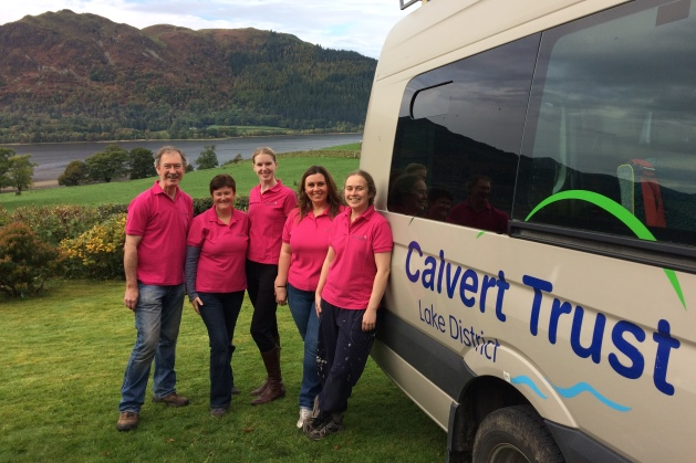 Burnetts Make a Difference for Lake District Charity