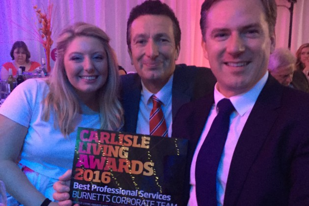 City Award for Corporate Team