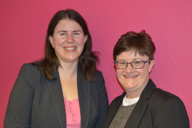 Two recruits strengthen Family Law team