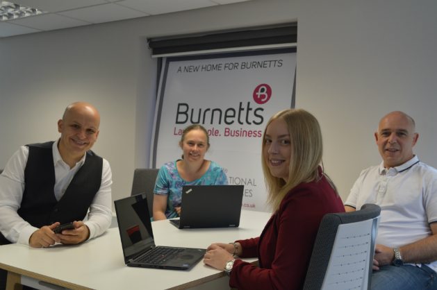 New home for Burnetts in Penrith