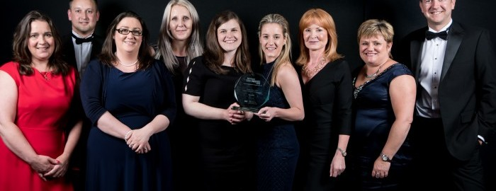 Top Team Award for Burnetts
