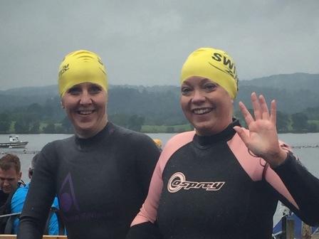 Great North Swim 2