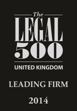 Ranked by Legal 500