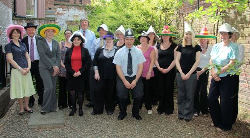 Hats for Headway