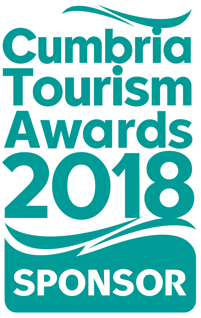 Sponsor of Cumbria Tourism awards 2018