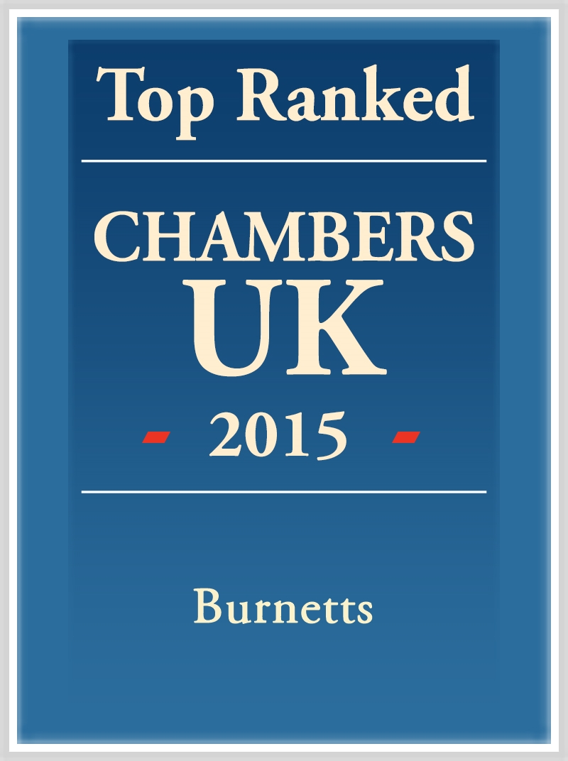 Top Ranked in Chambers and Partners