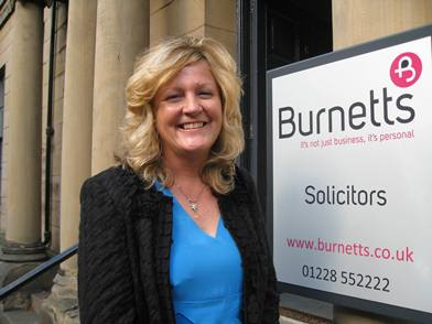 Solicitor Tracy Stainton